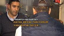 Yoğurtçu Bayram canlı yayında konuştu!