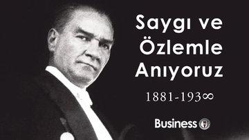 Atatürk 79. ölüm yıldönümünde anılıyor
