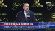 Cumhurbaşkanı Erdoğan: Şehirlerimiz zevksiz binaların saldırısına uğradı