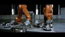 Robotlardan oluşan müzik grubu