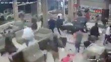 Irak - İran sınırındaki deprem anı