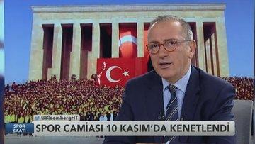 Fatih Kuşçu / Fatih Altaylı - Spor Saati / 1.Bölüm (14.11.2017)