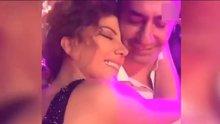Erkan Petekkaya ve eşi Didem Petekkaya'nın romantik anları