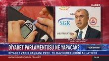 Diyabet Parlamentosu projesi