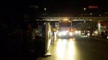 İstanbul'da zincirleme kaza, yaralılar var