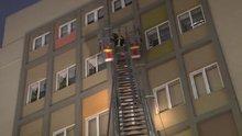 İstanbul'da özel okulda yangın