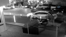 Şişli'de kapkaç dehşeti...Yaşlı kadını metrelerce böyle sürükledi