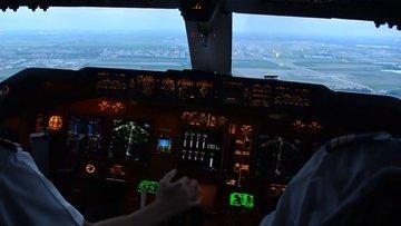 Pilot kule'ye acil bilgi verdi: Şu anda bir hastamız vefat etmek üzere