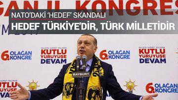 Cumhurbaşkanı Erdoğan: Mesele şahıs meselesi, parti meselesi değildir