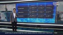 Türkiye'nin havası (20 Kasım 2017)