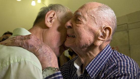 78 yıl sonra kavuştular