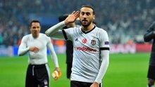Cenk Tosun: Şu anda sadece Beşiktaş için mücadele ediyorum