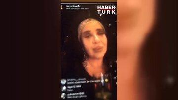 Nur Yerlitaş'tan canlı yayında skandal sözler: Şehitler mehithler aman yeter!