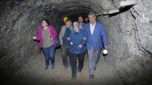Mazisi 7 bin yıllık kaya tuzu mağarası Türkiye'nin tuz ihtiyacını karşılıyor