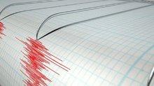 Muğla'da  5 büyüklüğünde deprem!