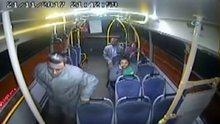 Halk otobüsü şoförü apandisiti patlayan hastayı acile böyle yetiştirdi