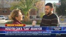İzmirli 7 aylık Hüseyin Can Çetin karaciğer nakli bekliyor!