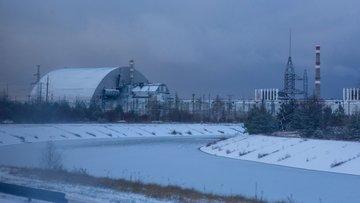 Çernobil'e metal örtü