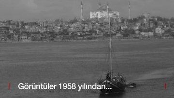 1958 yılında İstanbul