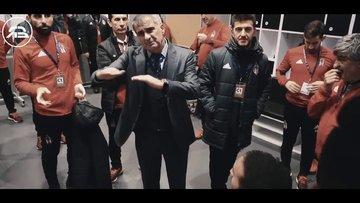 Ryan Babel'in kamerasıyla Porto maçı