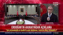 Cumhurbaşkanı Erdoğan'ın avukatından iddialarla ilgili açıklama