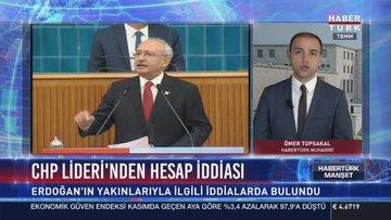 Kemal Kılıçdaroğlu'ndan hesap iddiası
