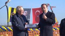 Aziz Yıldırım'a Türk sporunun 'başpehlivanı' unvanı