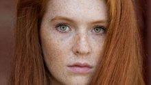 Fotoğrafçanın gözüyle kızıl saçlı kadınlar