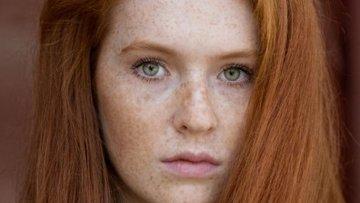 Fotoğrafçının gözüyle kızıl saçlı kadınlar