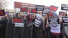 Sakarya'daki vahşi cinayetin davası öncesi basın açıklaması gerçekleşti