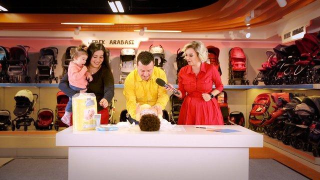 Bir Bebek Masalı Pazar günü Show TV'de başlıyor!