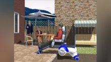Engelliler için son teknoloji tekerlekli sandalye hayata geçirilmeye hazır