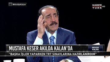 Akılda Kalan - 1 Aralık 2017 1. Bölüm (Mustafa Keser)