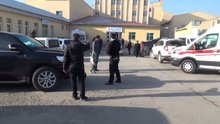 Ağrı'da cezaevinde askerler metan gazından zehirlendi