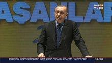 """Cumhurbaşkanı Erdoğan'dan """"yurtdışına para kaçıran işadamları"""" sözüne açıklama"""