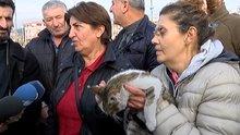Erzincanlı hayvan severler tepkilerini dile getirdiler