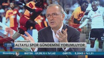 Fatih Kuşçu / Fatih Altaylı - Spor Saati / 1.Bölüm (04.12.2017)