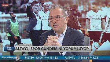 Fatih Kuşçu / Fatih Altaylı - Spor Saati / 2.Bölüm (04.12.2017)