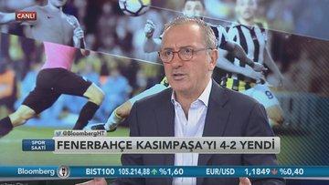 Fatih Kuşçu / Fatih Altaylı - Spor Saati / 4.Bölüm (04.12.2017)