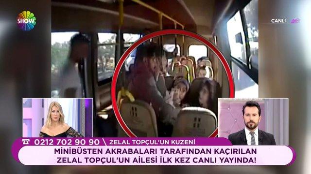 Mersin'de üniversiteli Zelal Topçul'u minibüsten kaçırdılar!