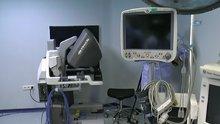 Cerrahpaşa'da robotla ameliyat dönemi başladı