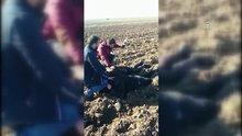 19 yaşındaki Ayşe'nin katil zanlısı ile babası tarlada yakalandı