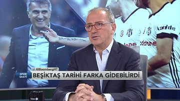 Fatih Altaylı: Bir tek Fabri Galatasaray'a karşı pozisyona giremedi (Spor Saati 1. Bölüm)