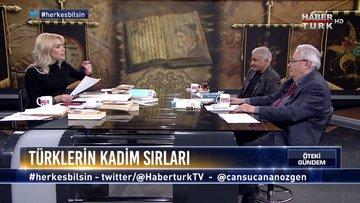 Öteki Gündem - 5 Aralık 2017 1. Bölüm (Türklerin Kadim Tarihi)