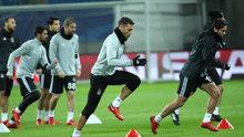 Beşiktaş, Leipzig maçı hazırlıklarını tamamladı