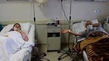 Hastalıkta ve sağlıkta diyerek 8 yıllık eşine böbreğini verdi