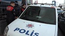 Beşiktaş'ta ofise silahlı saldırı. 2 yaralı