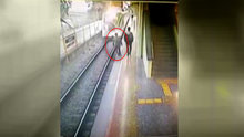 Üniversite öğrencisinin intiharı güvenlik kamerasında