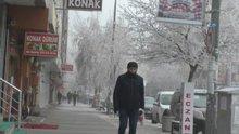 Kars'ta sıcaklık eksi 25 dereceye kadar düştü