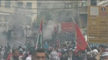 Lübnan'da Kudüs eylemi